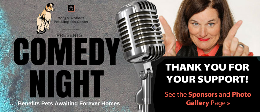 ComedyNight 2015 Thank You